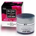 Чоловічий крем проти старіння for men ROSE ANTI AGE 50 ml